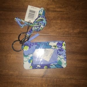 COPY - BRAND NEW WITH TAGS vera bradly lanyard